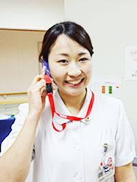 看護師顔写真